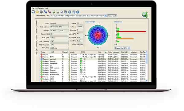 Vysoce sofistikovaný software Pipette Tracker Pro